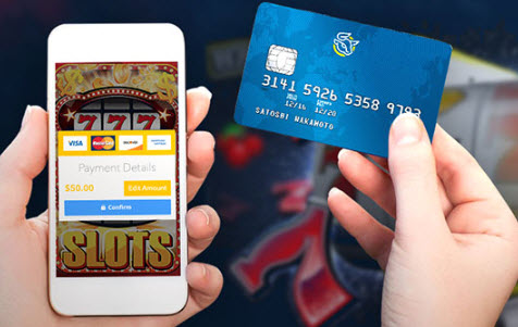 Depositing at Online casino