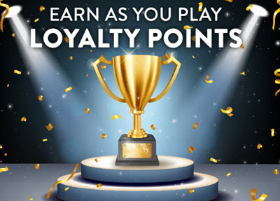 Earning Loyalty Points