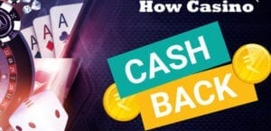 casino online cash back